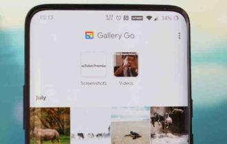 """تطبيق معرض الصور الجديد من جوجل """"Gallery Go"""" بدون نت"""