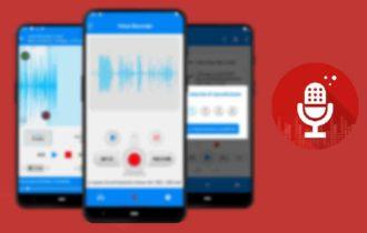 تطبيق تسجيل الصوت وتعديله للاندرويد