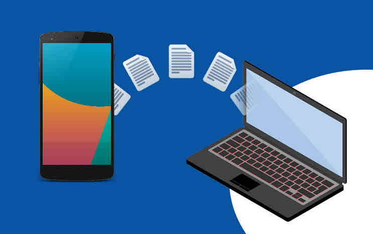 شرح خاصية wifi direct لنقل الملفات بين الكمبيوتر والاندرويد بطريقة اسرع من البلوتوث