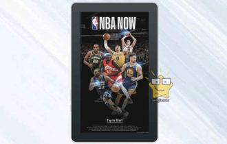 لعبة كرة السلة NBA الجديدة للاندرويد