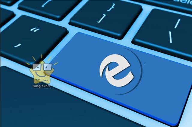 اختصارات لوحة المفاتيح لمتصفح مايكروسوفت إيدج