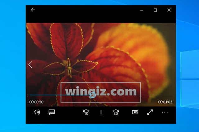 طريقة الكتابة على الفيديو للكمبيوتر مجانا ويندوز 10