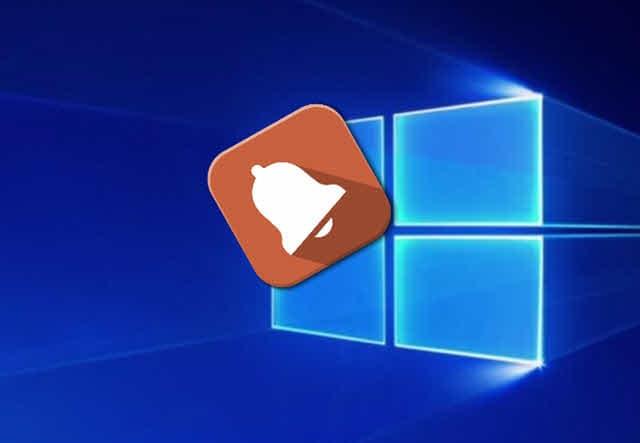 عرض الاشعارات ملء الشاشة فى ويندوز 10 أثناء لعب الألعاب