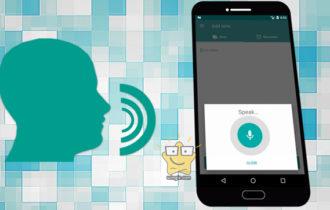 7 تطبيقات تحويل الكلام الى نص مكتوب للاندرويد