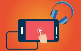 أفضل تطبيقات تشغيل الفيديو والصوت للاندرويد