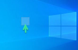 طريقة عمل ملف مخفي على سطح المكتب فى ويندوز 10