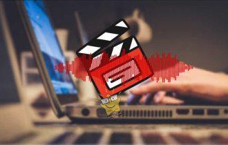 تركيب الصوت على الفيديو للكمبيوتر ويندوز 10 بدون برامج