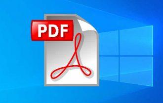 كيفية الطباعة الى pdf فى ويندوز 10
