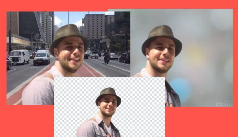 تغيير خلفية الفيديو اون لاين مجانا بضغطة زر واحدة