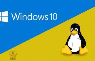 طريقة تفعيل واستخدام بيئة لينكس المدمجة بداخل نظام ويندوز 10