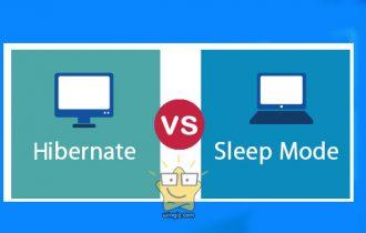 ما هو وضع السبات Hibernate والسكون Sleep وأيهما افضل من حيث توفير الطاقة