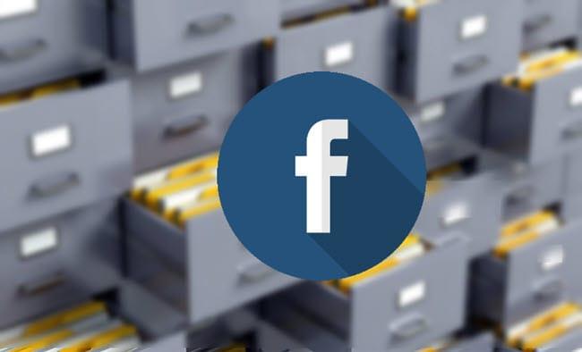 كيفية أرشفة منشورات الفيس بوك واخفاء كل البوستات على صفحتك