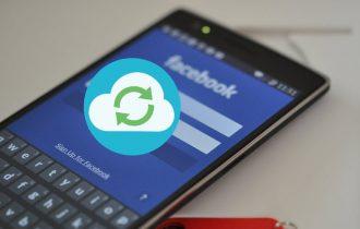 كيفية تشغيل أو الغاء مزامنة جهات الاتصال مع الفيس بوك او الماسنجر