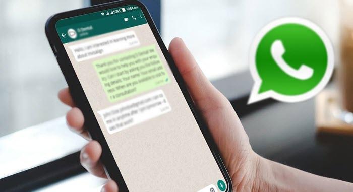 كيفية حذف رسائل الواتس من الطرفين بعد ساعه