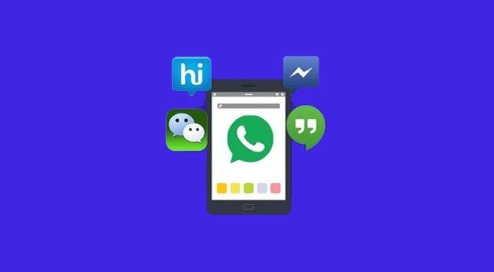 [5] برنامج دردشة بدون رقم هاتف شبيه بالواتس اب