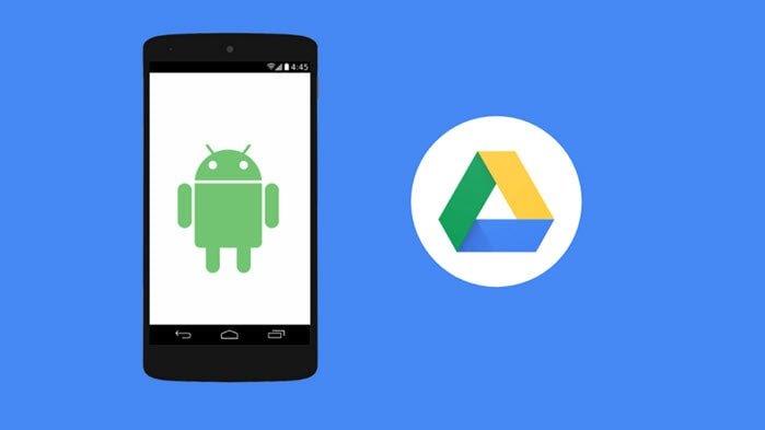 كيفية استرجاع النسخة الاحتياطية من Google Drive للاندرويد والايفون